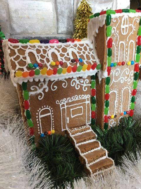Gingerbread Replica