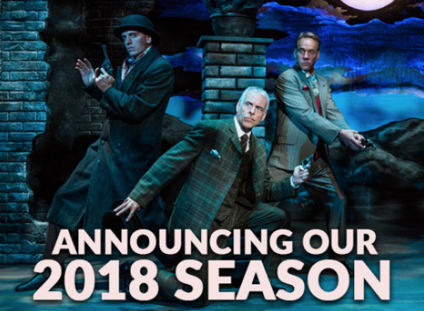 Showboat Festival Theatre's 2018 Season Announced