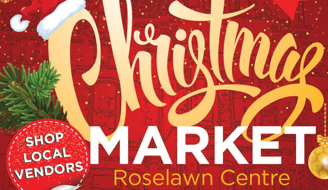 Call for vendors for our 5th Annual Christmas Market!