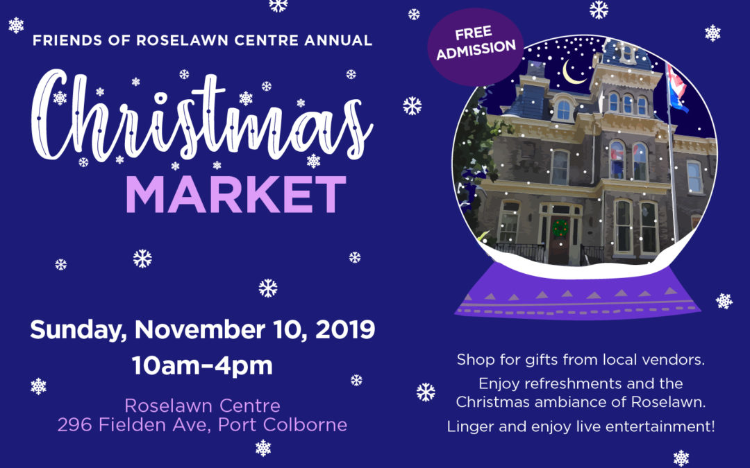Christmas Market 2019 Call for Vendors